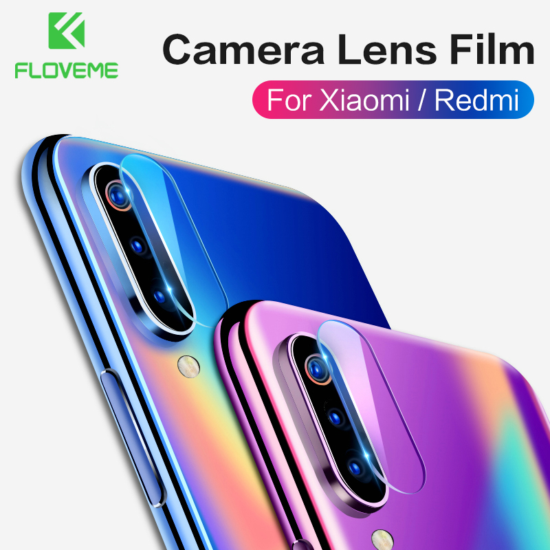 FLOVEME Pocophone F1 Tempered Glass Redmi Note 7 5 Pro <font><b>Camera</b></font> Lens Screen <font><b>Protector</b></font> Film Protective For <font><b>Xiaomi</b></font> Mi 9 Se xiomi <font><b>Mi9</b></font> image