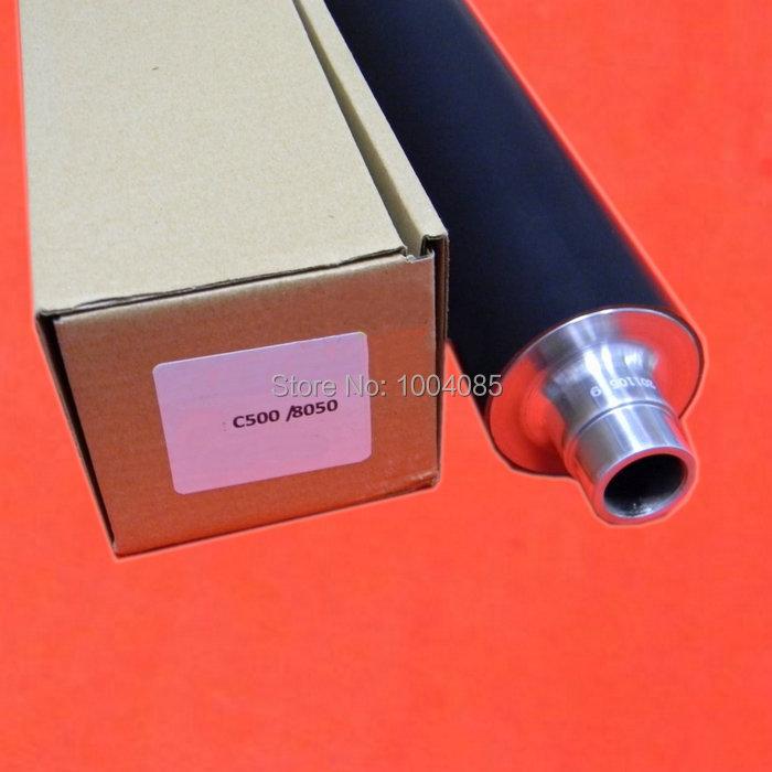 Compatible color copier parts for konica minolta bizhub Pro c500 c8050 Lower fuser roller 65AA53020 1pcs compatible developer for minolta 7020 7022 7030 7130 7025 copier parts