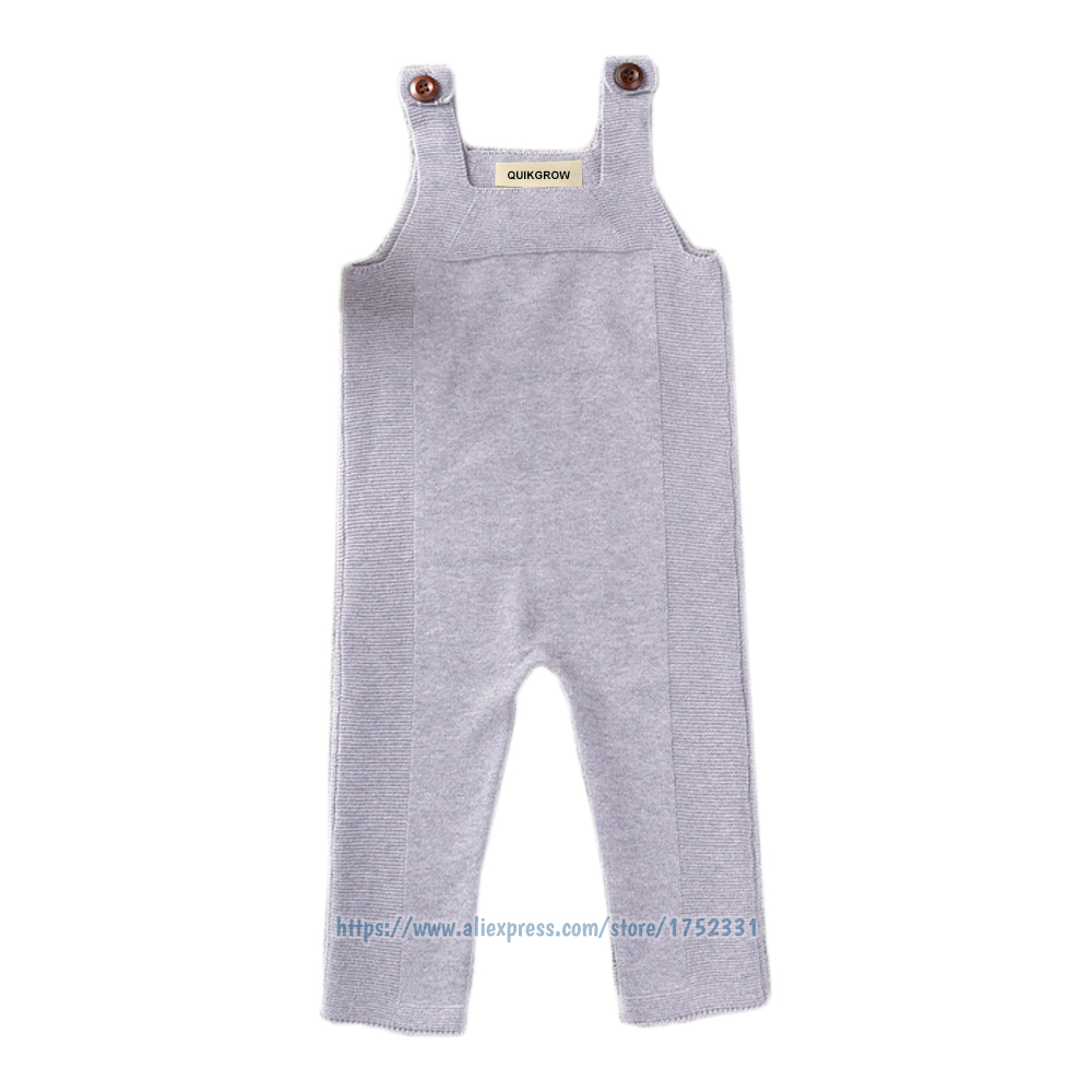 QUIKGROW-Premium-Baby-Overalls-Knitted-Nice-Candy-Colors-Yellow-Grey-Red-Infant-Girls-Trousers-Boys-Long-Pants-YM07KZ-1