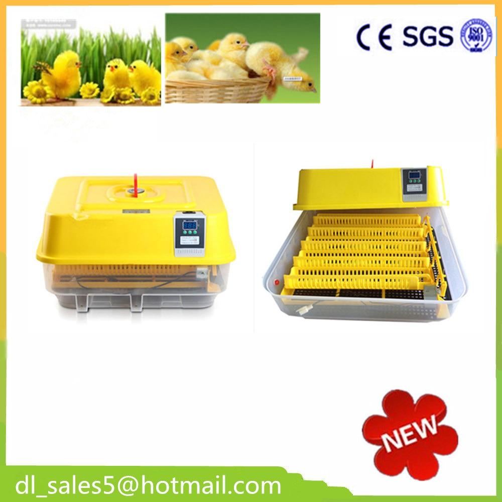 Здесь продается   Cheap Price  Poultry Hatchery Machine  Digital Temperature Full Automatic Egg Incubator for Chicken Duck Quail Parrot  Бытовая техника