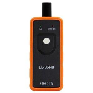 Лучшее качество A + El50448 Автомобильный датчик контроля давления в шинах датчик Oec-T5 El 50448 для G-M/Opel Tpms инструмент сброса El-50448 электронного авто...