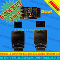 E-SOCKET 3 1.No сварки Поддержки BGA153 BGA169E BGA162 BGA186 read and write eMMC Флэш работу с jtag box