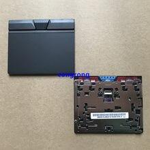 Três teclas touchpad com botão para thinkpad x240 x250 x260 x270 series p/n sm10g93365 sm10g93366