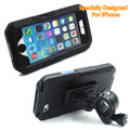 Bike Bicycle Motorcycle Phone Holder Mount IPX8 Waterproof Case Swimming Diving For iPhone 7/7 Plus/6s/6s Plus/6 Plus/5/5s/5c/SE