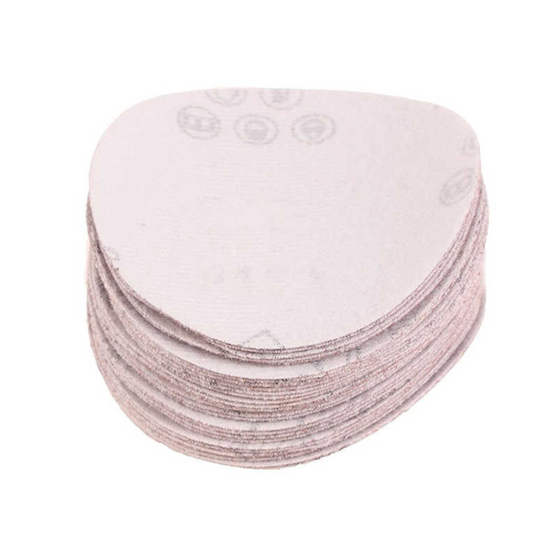 50 мм (2 дюйма) 240 # шлифовальный диск шлифовальная полировальная Подложка для полировальной машины упаковка из 40 шт