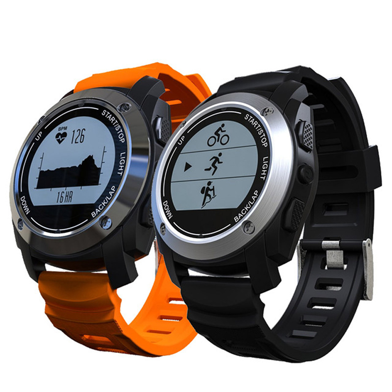 S928 Smart Watch Life Waterproof with GPS Tracker Air Pressure Monitor Outdoor Sports Heart Rate Monitor Watch For Android IOS 4 200 4 200 500