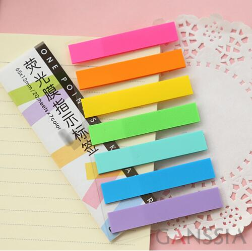 1PC/lot Cute Colorful Memo Pad Sticky Notes Stickers Paper Stationery Memos Zakka Material Escolar School Supplies (ss-a954)