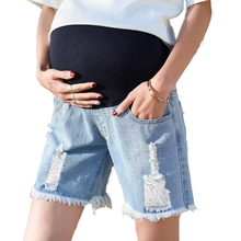 Sottile Shorts Taglia embarazada