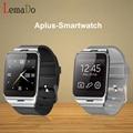 Lemado gv18 smart watch apoyo sim/tf tarjeta de android 4.1 para android 5.0 teléfono