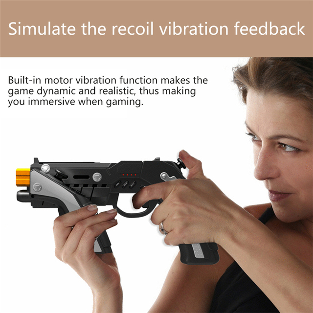 Trigger Gun Joystick For Android iPhone Cell Phone Mobile iPad PC Computer Controller Gamepad Game Pad Gaming Control Cellphone 5