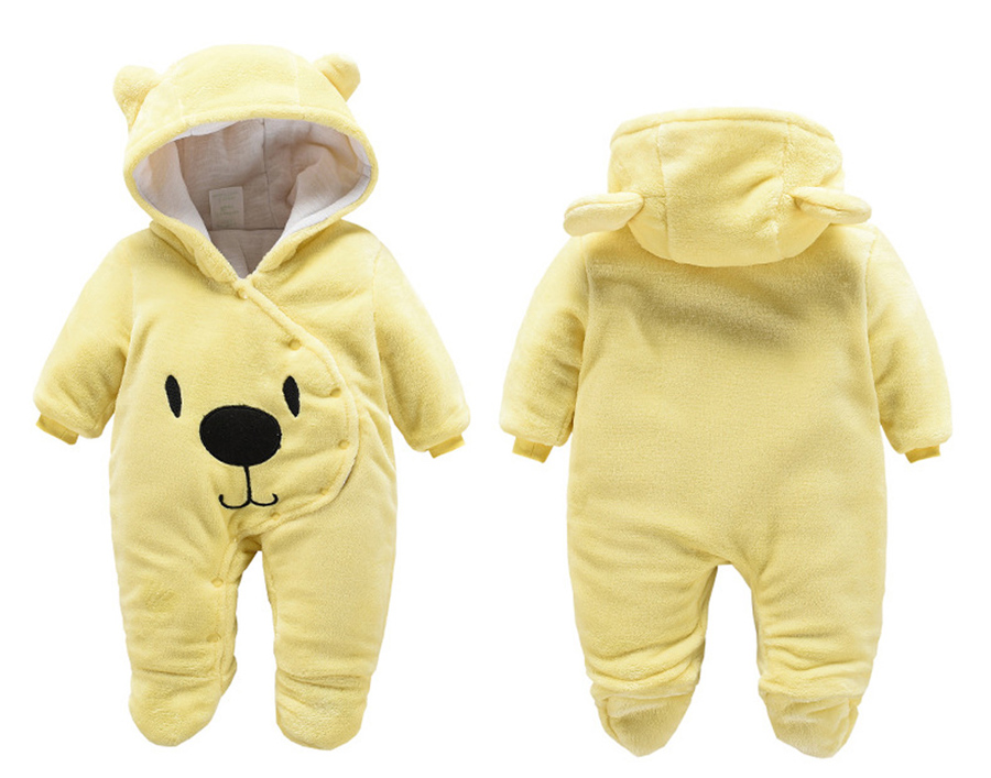 HTB1Z0nWaoGF3KVjSZFmq6zqPXXaH winter fleece baby rompers long sleeve newborn coat jumpsuit baby clothes boy girl clothing soft infant new born warm rompers
