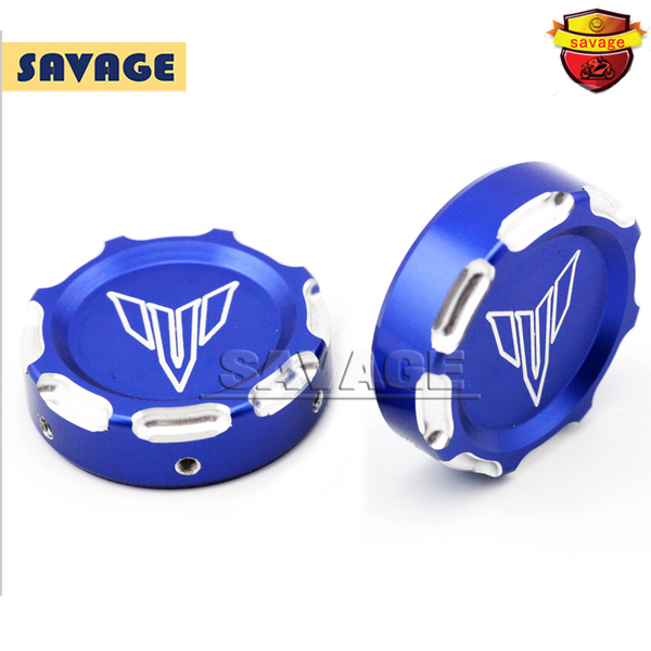 Подробнее о For YAMAHA MT-07 FZ-07 MT07 FZ07 2014-2016 Blue Motorcycle Accessories CNC Aluminum Front Fork Decorative Cover Cap NEW for yamaha mt07 fz07 mt 07 fz 07 2014 2015 2016 gold motorcycle cnc aluminum front fork tube slider cover gold blue red