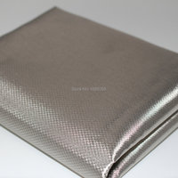 BLOCK EMF RFID Signal Blocking Fabric Use For Electromagnetic Wave Protection Articles EMI67 R 201708012