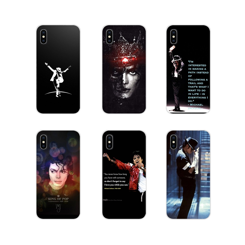 Cool Michael Jackson Accessories Phone <font><b>Cases</b></font> Covers For <font><b>Huawei</b></font> P8 9 Lite Nova 2i 3i GR3 Y6 Pro <font><b>Y7</b></font> Y8 Y9 Prime 2017 <font><b>2018</b></font> 2019 image