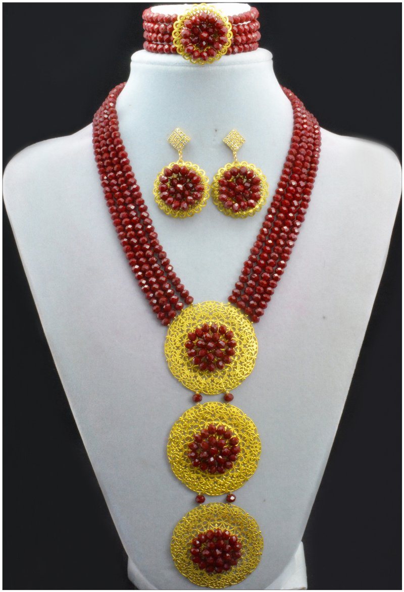 Nice Latest Nigerian Beads Gallery - Jewelry Collection Ideas ...