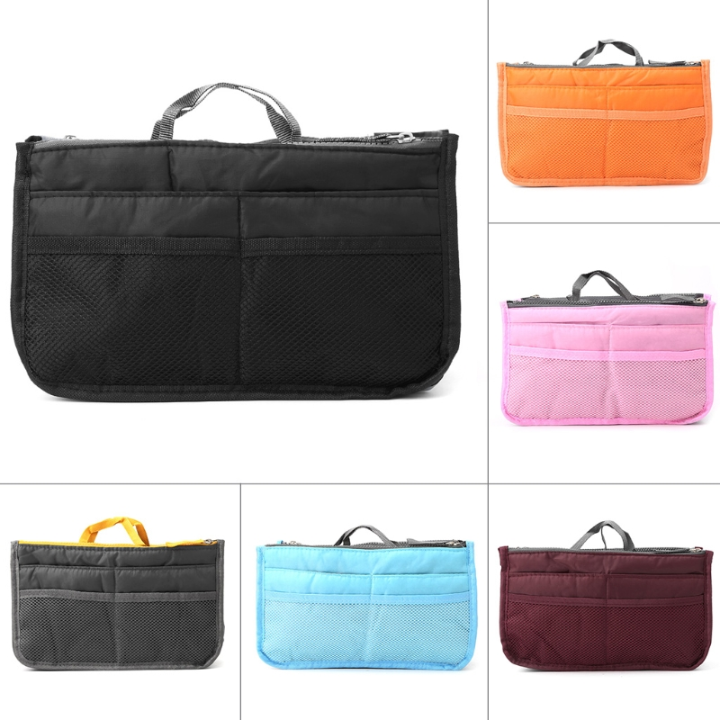 THINKTHENDO Women Travel Girls Cosmetic Bag Makeup Organizer Bag Toiletry Travel Kits Storage bag Casual New 2017 Solid Bags