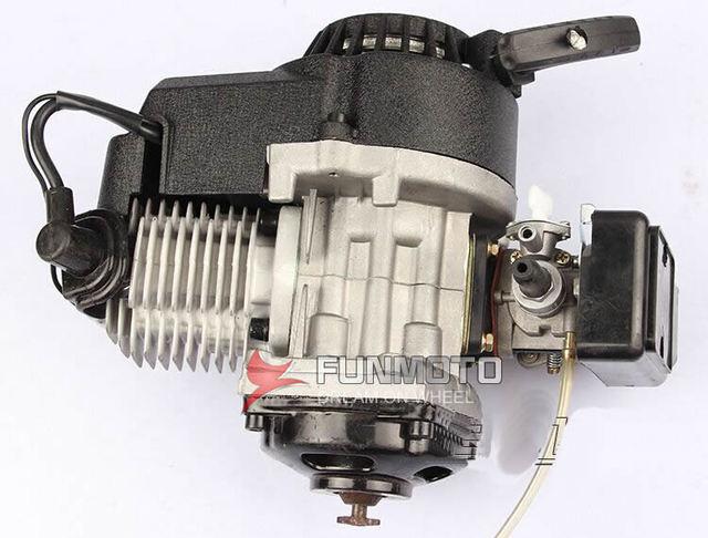 5 шт. 49cc mini dirt engine 1 cylinder 2 stroke фирменное наименование KXD ЛИЯ HIGHPER ИЗЛИШКИ НИТРО ССР 30 ГОНКИ