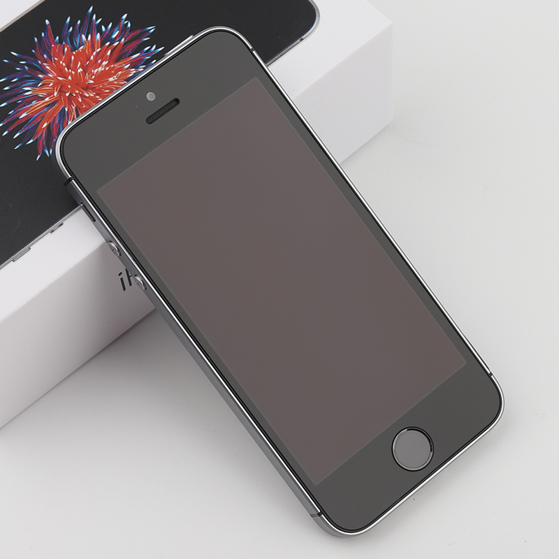 Unlocked Apple iPhone SE SIM Free Mobile Phone 4G LTE Smartphones 2GB RAM  32GB/64GB ROM 4 0inch 12 0MP iOS Touch ID Fingerprint