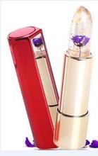 20161pcs brand kailijumei magic color jelly lipstick lip temperature change moisture 4 color