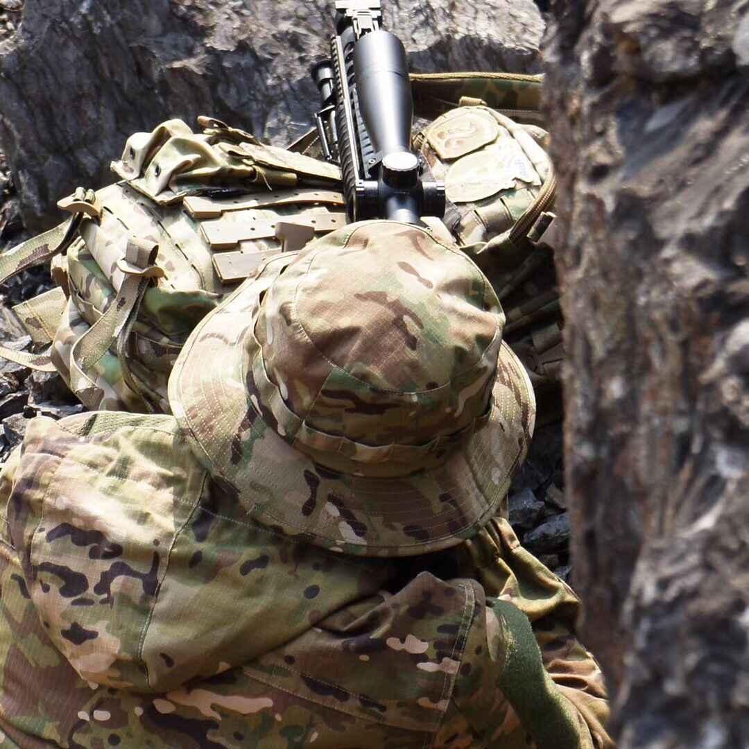 Тактический страйкбол камуфляж снайпера Boonie шляпы непальская Кепка военные армейские мужские американские военные Аксессуары Шапки для туризма