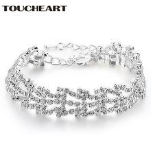Элегантные классические очаровательные браслеты toucheart из