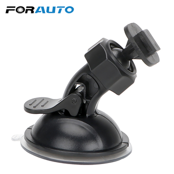 FORAUTO Car Driving Recorder Bracket DVR Holder for Xiaomi YI GoPro Car Holder 360 Degree Rotating Sport DV Camera Mount image