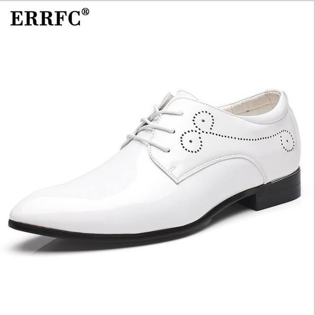 ERRFC Herren Roten Kleid Schuhe Designer Fashion Tide Schuhe Für ...
