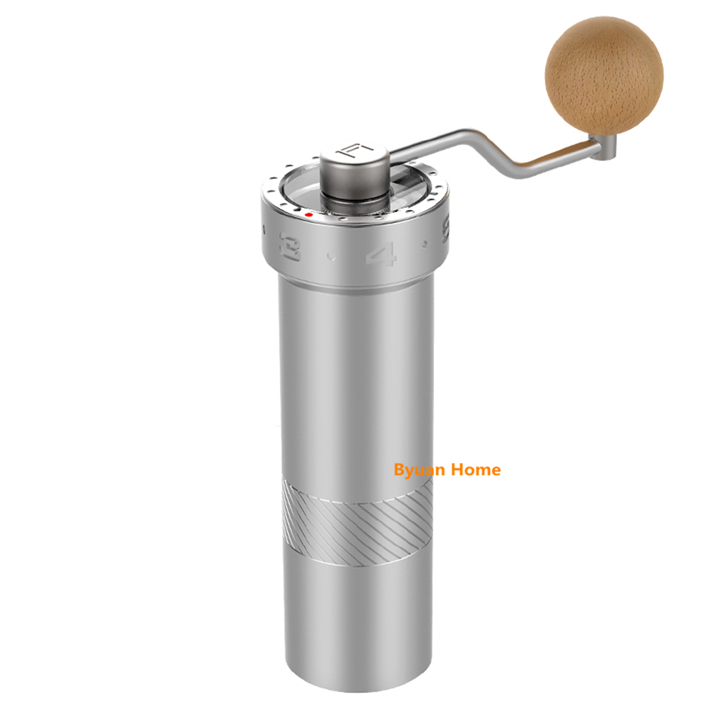 1pc MYM55pro stainless steel coffee grinder portable coffee mill mini coffee grinding core super manual coffee