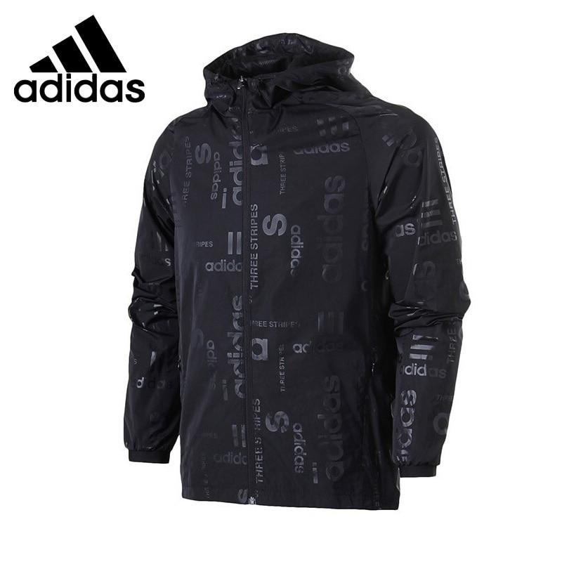 Original New Arrival 2018 Adidas Neo Label M CS LPADD JKT Men's jacket Hooded Sportswear original new arrival 2018 adidas sn stm jkt m men s jacket sportswear