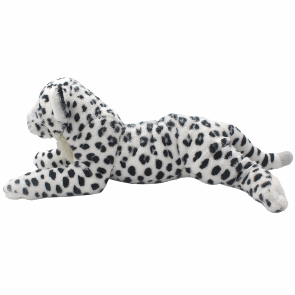 Jesonn Realistic Stuffed Animals Toys Tiger Leopard Lion Panther