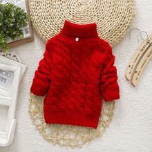 hot deal buy diimuu fashion toddler kids baby girls boys sweaters children casual turtleneck pullovers knitting tops cotton outerwear coats
