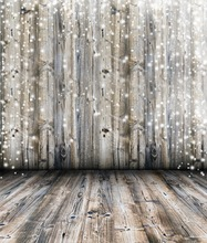 HUAYI óculos de madeira piso de madeira Pano de Fundo cenários de fotografia de casamento Pano de Fundo adereços Recém-nascidos Fotografia Fundos madeiras D-2389