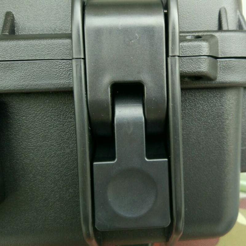 Draagbare Waterdichte Hard Carry Case Bag Tool Kits Opbergdoos Veiligheid Protector Organizer Hardware toolbox Slagvast - 6