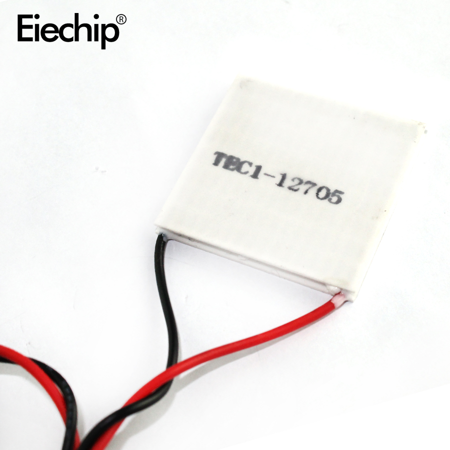 TEC1-12705 Thermoelectric Cooler Peltier 12705 12V 5A Cells, TEC12705 Peltier Elemente Module