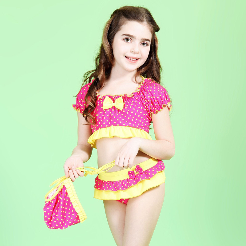 6fe71a6fdf Little Girl Bathing Suit Stock Images - 1, Photos