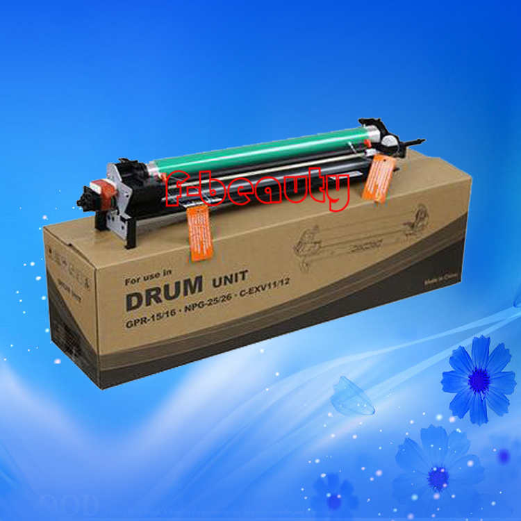 High Quality Drum Unit Compatible For Canon NPG25 26 IR2270 2230 2830 2870 3030 3035 3045 IR4570 GPR15 GPR16 CEXV11 12 compatible new fb1 8581 000 pickup roller tire for canon ir 4570 3570 2870 2270 4530 3530 2830 2230 copier parts wholesale