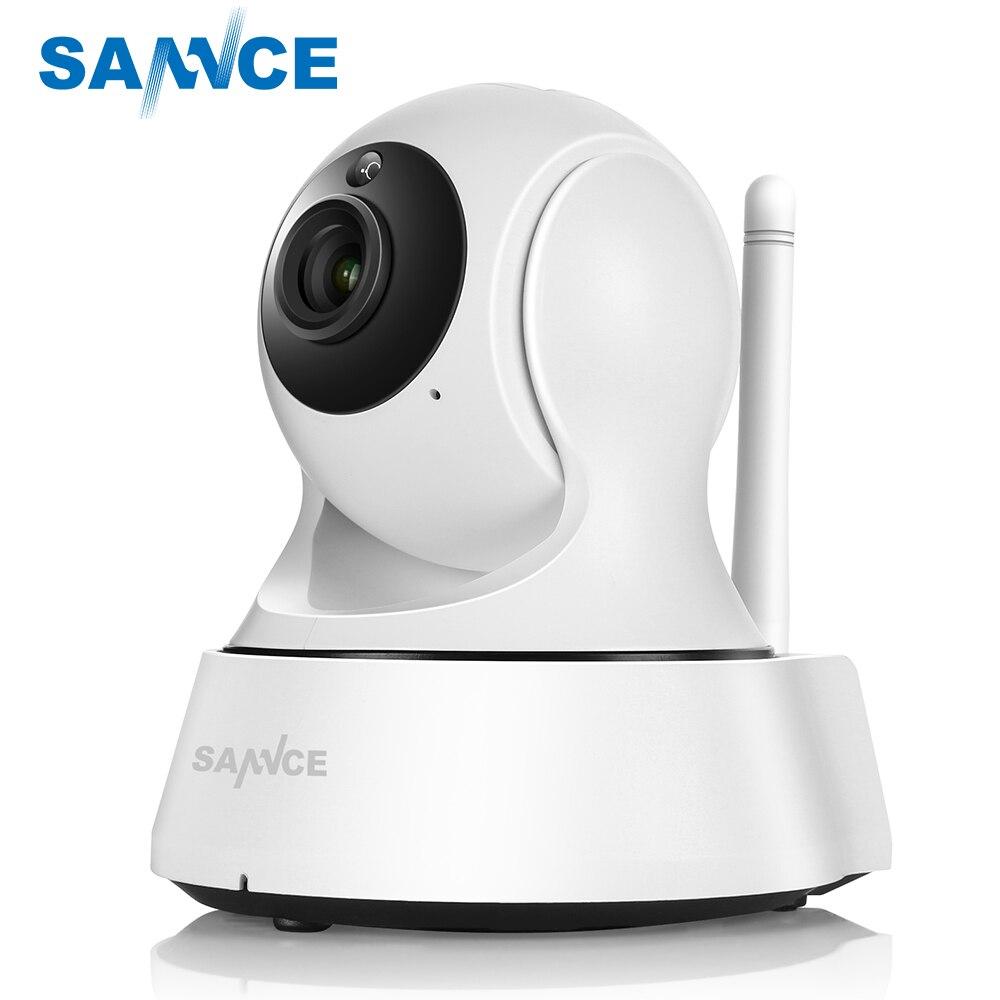 SANNCE Wireless 720 p Wifi IP Kamera indoor Hause Sicherheit IP Kamera Baby Monitor CCTV Überwachung WI-FI Kamera