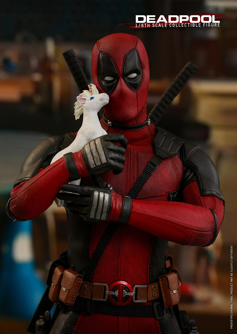 For Collection Deadpool 2 1/6th scale Deadpool MMS490 31cm Collectible Wade Winston Wilson action Figure doll Toy full set 1