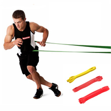 купить 2m Men Fitness Bands Resistance Elastic Yoga Crossfit Pull Up Rubber Loop Stretch Training Crossfit Pilates Bodybuilding Gym по цене 209.87 рублей