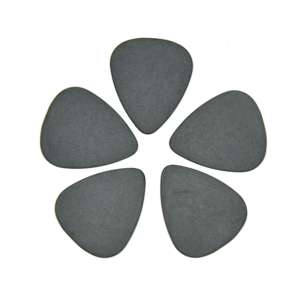 0.96mm black delrin picks 1