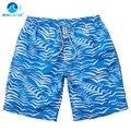 GL Marca Verano Nuevos Hombres Junta Imprimir Cortos Para Hombre del traje de Baño Cortocircuitos de la Playa de Boardshorts de Secado rápido Más El Tamaño Pantalones Cortos Masculinos
