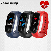 Female Male Fitness Smart Health Bracelet Blood Pressure Monitor Clock Heart Rate ECG Pedometer IOS Android GYM Electronic Band