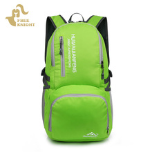 Super Light Outdoor Bag Backpack Camping Waterproof Women Men Travel Foldable Sport For
