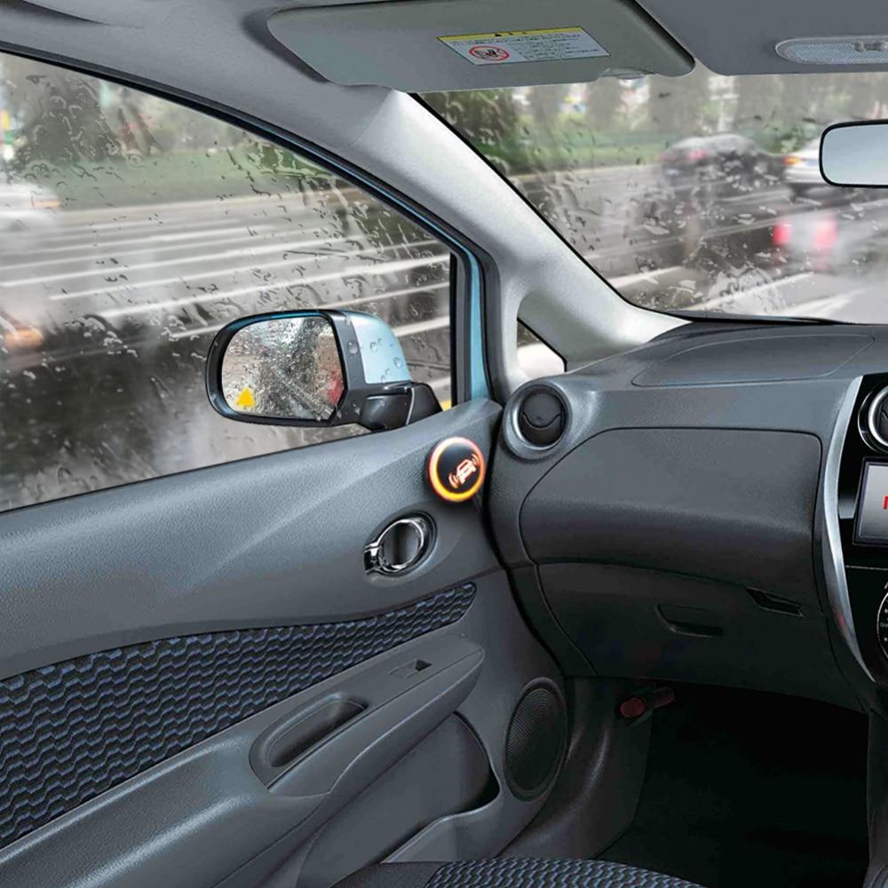 Car Blind Spot Mirror Radar Detection System BSD BSA BSM  Microwave Sensor Blind Spot Monitoring Assistant Car Driving Security