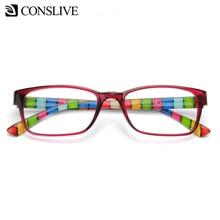 Для женщин очки кадр оптический 2019 корейский Bendable квадратные очки TR90 9 г печати близорукость очки прогрессивные многофокусные