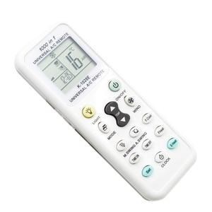 Image 5 - Universal K 1028E Low Power Consumption K 1028E Air Condition Remote LCD A/C Remote Control Controller
