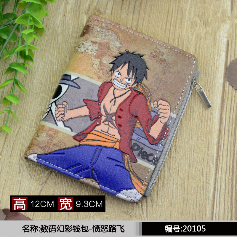 10 card holder Vertical comic wallet cheap leather wallets american captain/ totoro/luffy /dry matter cute student wallets10 card holder Vertical comic wallet cheap leather wallets american captain/ totoro/luffy /dry matter cute student wallets