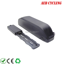 цена на Free shipping and taxes to EU US 52V 16.5Ah high power Lithium ion battery pack shark down tube electric bike battery for ebike