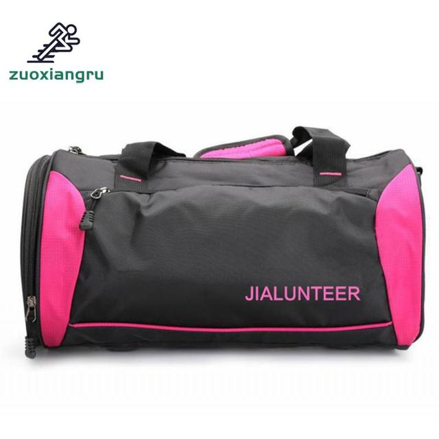 4a773b25429 Men Gym Bag Women Fitness Travel Handbag Outdoor Separate Space For Shoes  Sac Sports Yoga Bag Male Women's Bags Sport Backpack