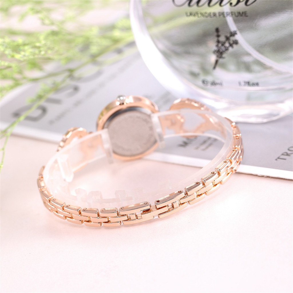 IsMyStore: Women's Individual Alloy Quartz Watch Women's Full Diamond Luxury Watch women watches Dress watch Party decoration gifts Femal
